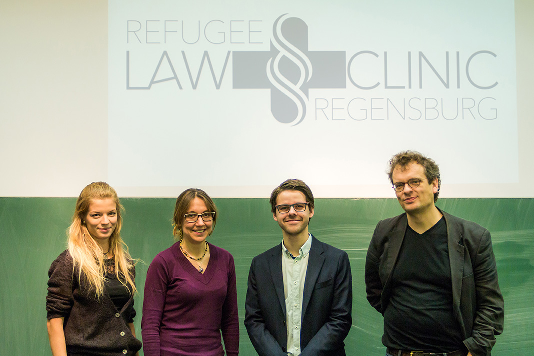 Refugee law guides launched for legal practitioners