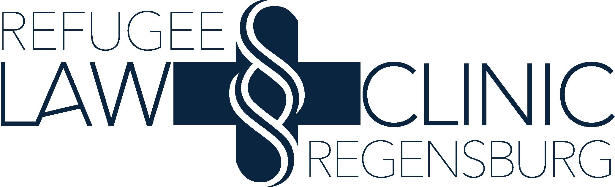 RLC | Refugee Law Clinic Regensburg Logo