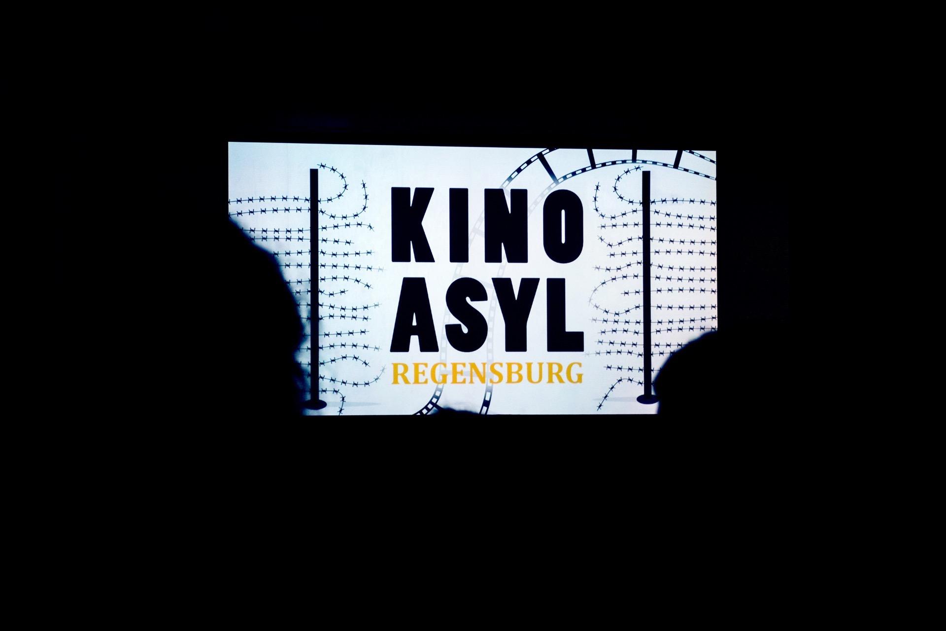 Zum ersten Mal fand KinoAsyl in Regensburg statt. (Foto: Bastian Winter)